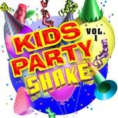 Kids Party Shake Vol. 1 von The Countdown Kids
