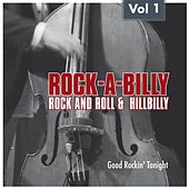 Rock-a-Billy – Rock'n Roll and Hillbilly Vol 1 by Various Artists