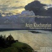 Khachaturian: Violin Concerto in D Minor von Ruggiero Ricci
