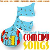 The World's Favourite Comedy Songs de Various Artists