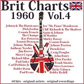 Brit Charts 1960 vol. 4 di Various Artists