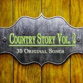 Country Story Vol. 2 (30 Original Songs) de Various Artists