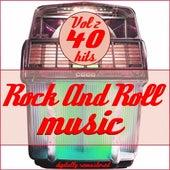 Rock And Roll Music Vol. 2 de Various Artists