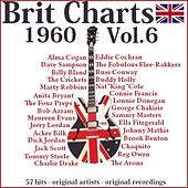 Brit Charts 1960 vol. 6 de Various Artists