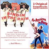 Singin' In The Rain - An American In Paris (2 Original Soundtracks) de Various Artists