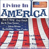 Living in America (Rhythm & Blues and Rock And Roll) de Various Artists
