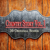 Country Story Vol. 1 (30 Original Songs) by Various Artists