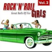 Rock 'n' Roll Girls Vol. 2 de Various Artists