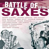 Battle of Saxes Vol. 2 by Various Artists