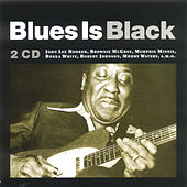 Blues Is Black by Various Artists