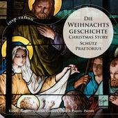 Die Weihnachtsgeschichte de Andrew Parrott