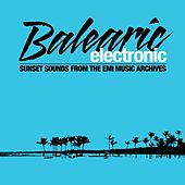 Balearic Electronic by Various Artists