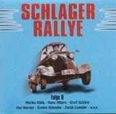 Schlager Rallye Folge 8 de Various Artists