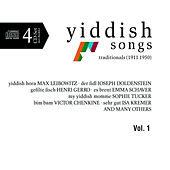 Yiddish Songs - Traditionals (1911 – 1950) Vol. 1 by Various Artists