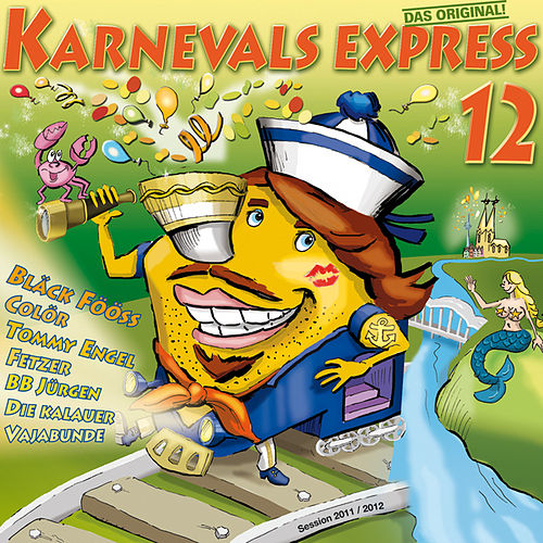 KarnevalsExpress 12 von Various Artists