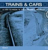 Trains & Cars - A Trip To Rock 'n' Roll Vol. 3 de Various Artists