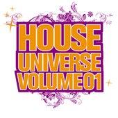 House Universe Vol. 1 von Various Artists