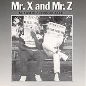 Mr. X & Mr. Z Drink Old Gold von Mr. X