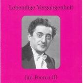 Lebendige Vergangenheit - Jan Peerce (Vol.3) by Jan Peerce