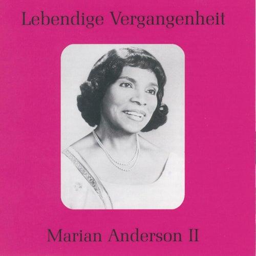 Lebendige Vergangenheit - Marian Anderson (Vol.2) by Various Artists