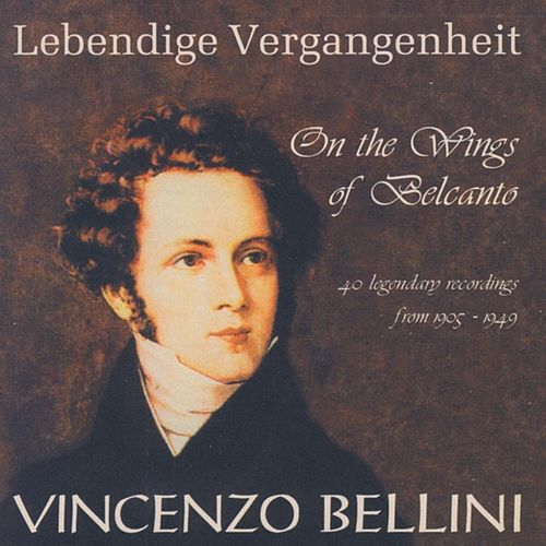 On the Wings of Belcanto by Various Artists