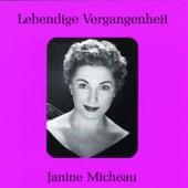 Lebendige Vergangenheit - Janine Micheau by Various Artists