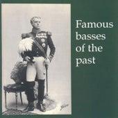 Famous Basses Of The Past de Various Artists