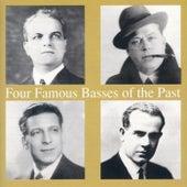Lebendige Vergangenheit - Four Famous Basses of the Past de Various Artists