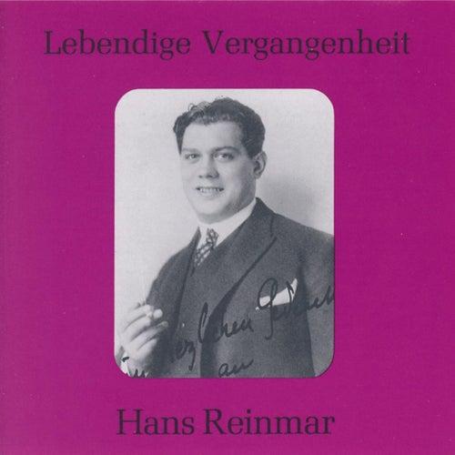 Lebendige Vergangenheit - Hans Reinmar by Various Artists