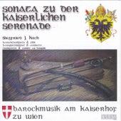 Sonata zu der kaiserlichen Serenade - Barockmusik am Kaiserhof zu Wien by Siegfried J. Koch