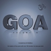 Goa Vol.43 (Compiled by DJ ShaMane) by Various Artists