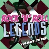 Rock 'n' Roll Legends Vol. 3 von Various Artists