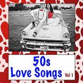 50's Love Songs Vol. 1 de Various Artists