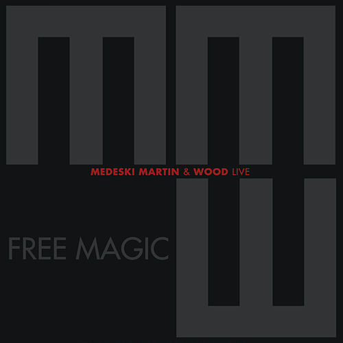 Free Magic by Medeski, Martin and Wood