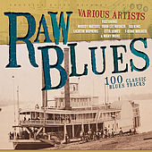 Raw Blues de Various Artists