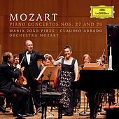 Mozart: Piano Concertos Nos.27 And 20 by Maria Joao Pires