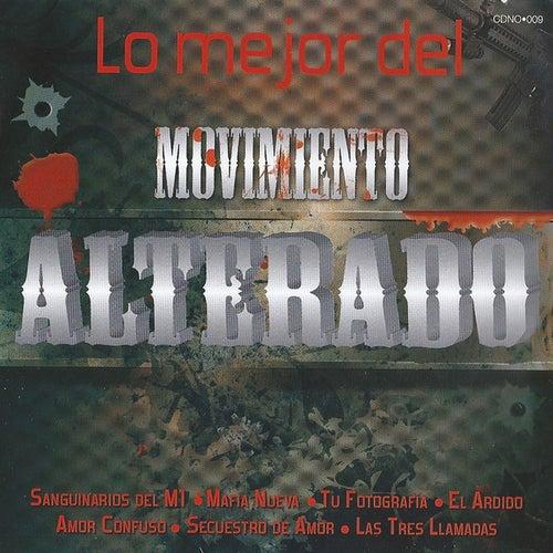 Lo Mejor del Movimiento Alterado by Various Artists