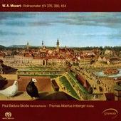 Mozart: Violin Sonatas Nos. 24, 28 & 32 de Thomas Albertus Irnberger