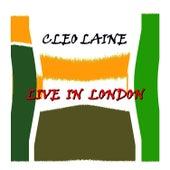 Live in London von Cleo Laine