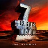7 merveilles de la musique: Georges Brassens de Georges Brassens