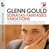 Glenn Gould Plays Sonatas, Fantasies & Variations by Glenn Gould