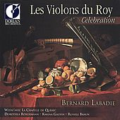 Violons Du Roy (Les) - Celebration by Various Artists