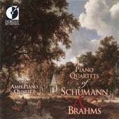 Schumann, R.: Piano Quartets - Opp. 25, 47 (The Ames Piano Quartet) by Ames Piano Quartet