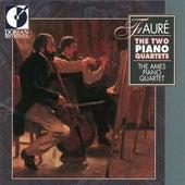 Faure, G.: Piano Quartets Nos. 1 and 2 (The Ames Piano Quartet) by Ames Piano Quartet