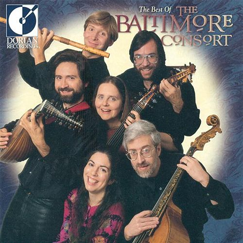 The Best of the Baltimore Consort by Various Artists