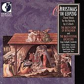 Bach, J.S.: Christen, Atzet Diesen Tag / Sie Werden Aus Saba Alle  Kommen (Christmas in Leipzig - Choral Music for the Nativity) (Funfgel) von Various Artists