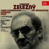 Železný: I. Symphony, Concerto for Viola and Chamber Orchestra by Czech Philharmonic Orchestra