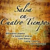 Salsa En Cuatro Tiempos de Various Artists
