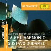 DG Concert - LA1 - Bartók: Concerto for Orchestra von Los Angeles Philharmonic