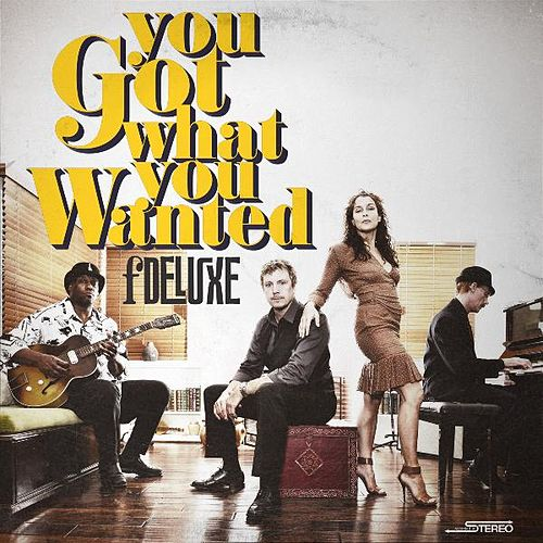 You Got What You Wanted by fDeluxe